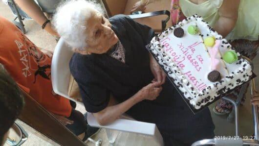 """Κρέστενα: """"Έφυγε"""" σε ηλικία 115 ετών η γηραιότερη Ελληνίδα"""