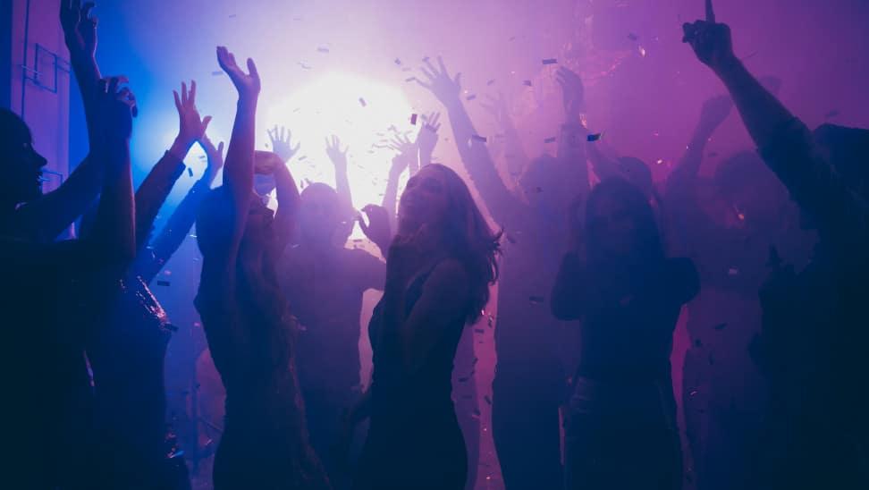πάρτι στη Μύκονο