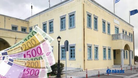 750.000 ευρώ στους δήμους των Κυκλάδων για τον κορωνοϊό (αναλυτικά τα ποσά ανά νησί)