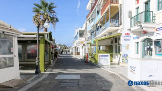 Γεωργιάδης: Κλιμακωτά το άνοιγμα της αγοράς – Με ποια σειρά θα ανοίξουν τα καταστήματα