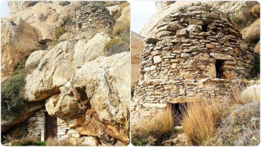 Η Παναγία η Νυφιώτισσα στη Νάξο: Ένα ξωκλήσι μέσα σε βράχο, ίδιο με αετοφωλιά