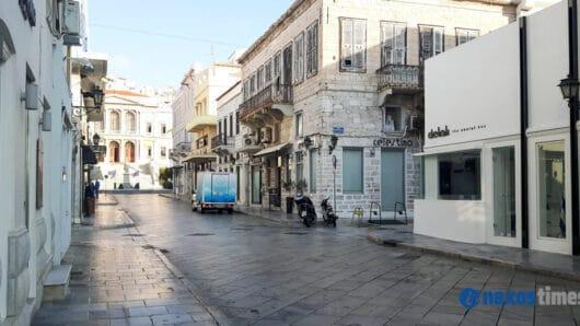 Αναφορά στη Βουλή του Ν.Συρμαλένιου για το άνοιγμα της αγοράς στις Κυκλάδες