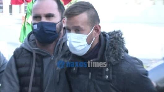 Νάξος: Προφυλακιστέος ο 20χρονος Αλβανός που σκότωσε τον ξενοδόχο στη Σαντορίνη – Τι είπε στην απολογία του (video)