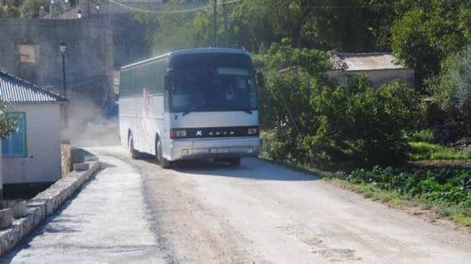 Παρέμβαση Φ. Φόρτωμα για την οικονομική στήριξη των λεωφορειούχων άγονων γραμμών στα νησιά