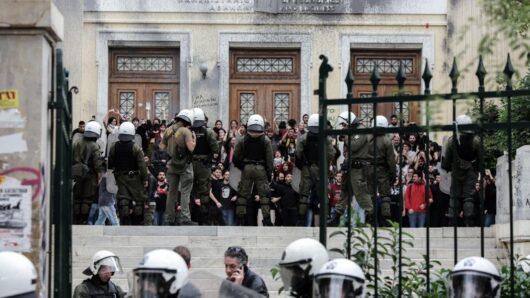 ΣΥΡΙΖΑ: «Τα Πανεπιστήμια δεν θα παραδοθούν στην αστυνομοκρατία»