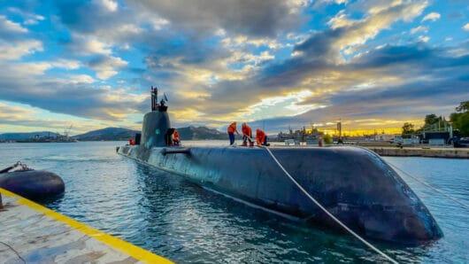 Άσκηση του Πολεμικού Ναυτικού σε Μυρτώο και Κυκλάδες – Εντυπωσιακές εικόνες
