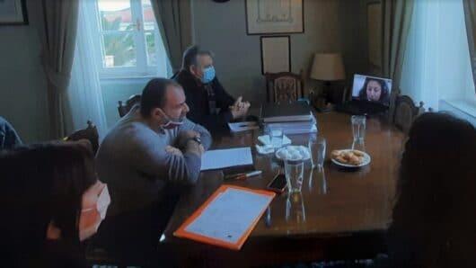Συνάντηση εργασίας για την υλοποίηση των Συνοδευτικών Μέτρων του Προγράμματος ΤΕΒΑ