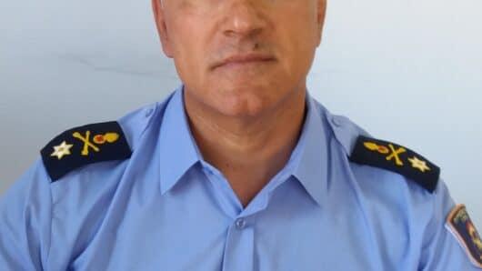 «Αλλαγή σκυτάλης» στη Διοίκηση Πυροσβεστικών Υπηρεσιών Ν. Αιγαίου – Το μήνυμα του απερχόμενου Διοικητή Βασίλη Κοκμοτού
