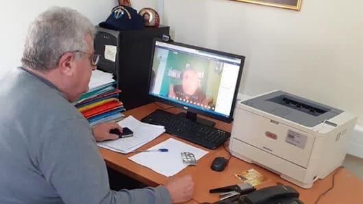 Σε διαδικτυακή συζήτηση για την αγροτική πολιτική σε ορίζοντα 20ετίας συμμετείχε η Περιφέρεια Νοτίου Αιγαίου