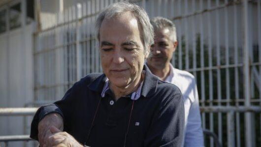 Δημήτρης Κουφοντίνας: Τι αναφέρει το νοσοκομείο για την κατάσταση της υγείας του