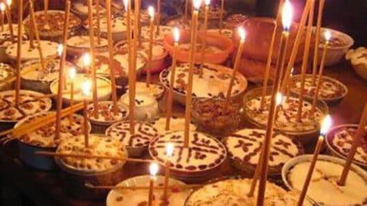 Περιορισμός στην τέλεση των Ακολουθιών του Ψυχοσάββατου στη Σύρο