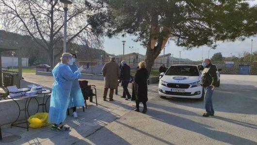 ΕΟΔΥ: Αποτελέσματα των rapid test σε Άνδρο, Αμοργό, Πάρο και Σύρο