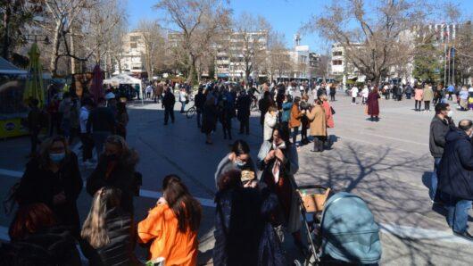 Σεισμός στην Ελασσόνα: Στο δρόμο οι κάτοικοι, ισχυροί μετασεισμοί