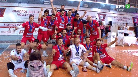 Το τρόπαιο του League Cup «Νίκος Σαμαράς» σήκωσε ο Φοίνικας Σύρου