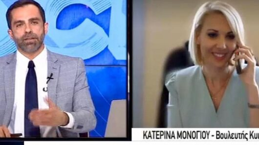 Κατερίνα Μονογυιού στο Action24: Είμαι αισιόδοξη για την τουριστική κίνηση στα νησιά μας (video)