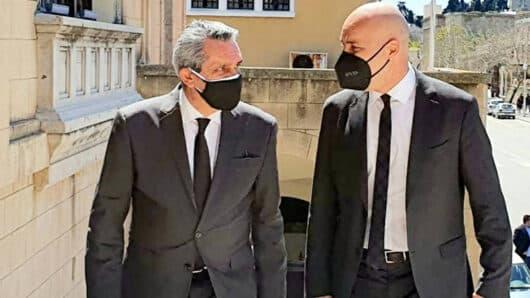 Επίσκεψη Υφυπουργού Περιβάλλοντος στη Ρόδο – Γιώργος Αμυράς: «Είμαστε έτοιμοι να δώσουμε λύσεις στο ζήτημα των δασικών χαρτών»