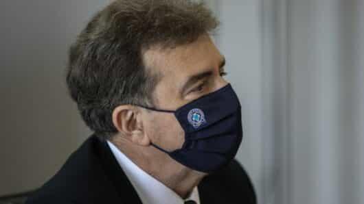 Ανακοίνωση του Υπουργείου Προστασίας του Πολίτη για την επίσκεψη Χρυσοχοΐδη στην Πάρο