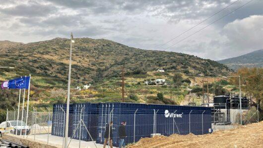 Αύξηση της οικονομικής ενίσχυσης προς τον Δήμο Ιητών για τη λειτουργία των αφαλατώσεων στο νησί