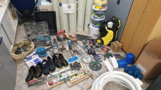 Εξιχνιάστηκαν 10 περιπτώσεις κλοπής στην Τήνο