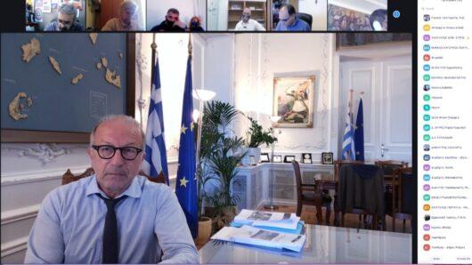 Σύγκληση Συντονιστικού Οργάνου Πολιτικής Προστασίας για την τρέχουσα αντιπυρική περίοδο