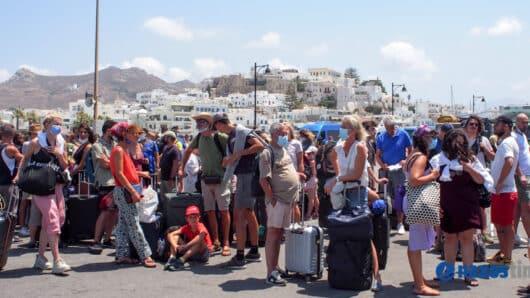 Ν.Ε. ΣΥΡΙΖΑ Κυκλάδων: «Για 2η χρονιά ζούμε τα αποτελέσματα του ανεξέλεγκτου ανοίγματος του τουρισμού»