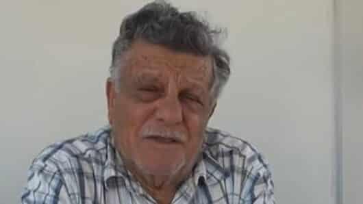 Πέθανε ο «βοσκός των Ιμίων» Αντώνης Βεζυρόπουλος