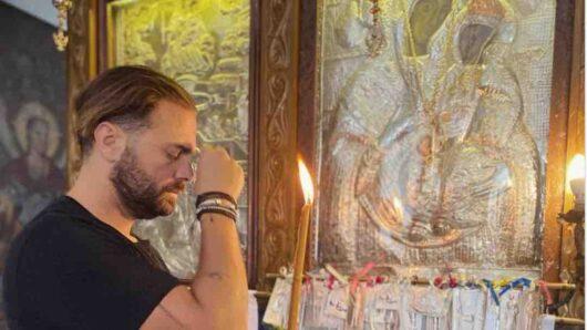 Το τάμα του Ηλία Βρεττού στην Παναγία την Αργοκοιλιώτισσα και η εκπλήρωση