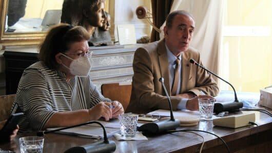 Ποια θέματα έθεσε ο Ν. Λειβαδάρας στην Υπουργό Πολιτισμού – Τι ζήτησαν οι Προϊστάμενοι Τεχνικής Υπηρεσίας και Πολεοδομίας