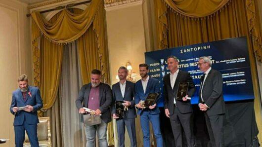 Χρυσοί Σκούφοι 2021: «Πρωταθλητής» στην υψηλή γαστρονομία το Νότιο Αιγαίο